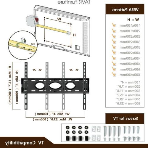 Mobile TV Stand for 37 47 50 65 70 Inch LCDLED Flat
