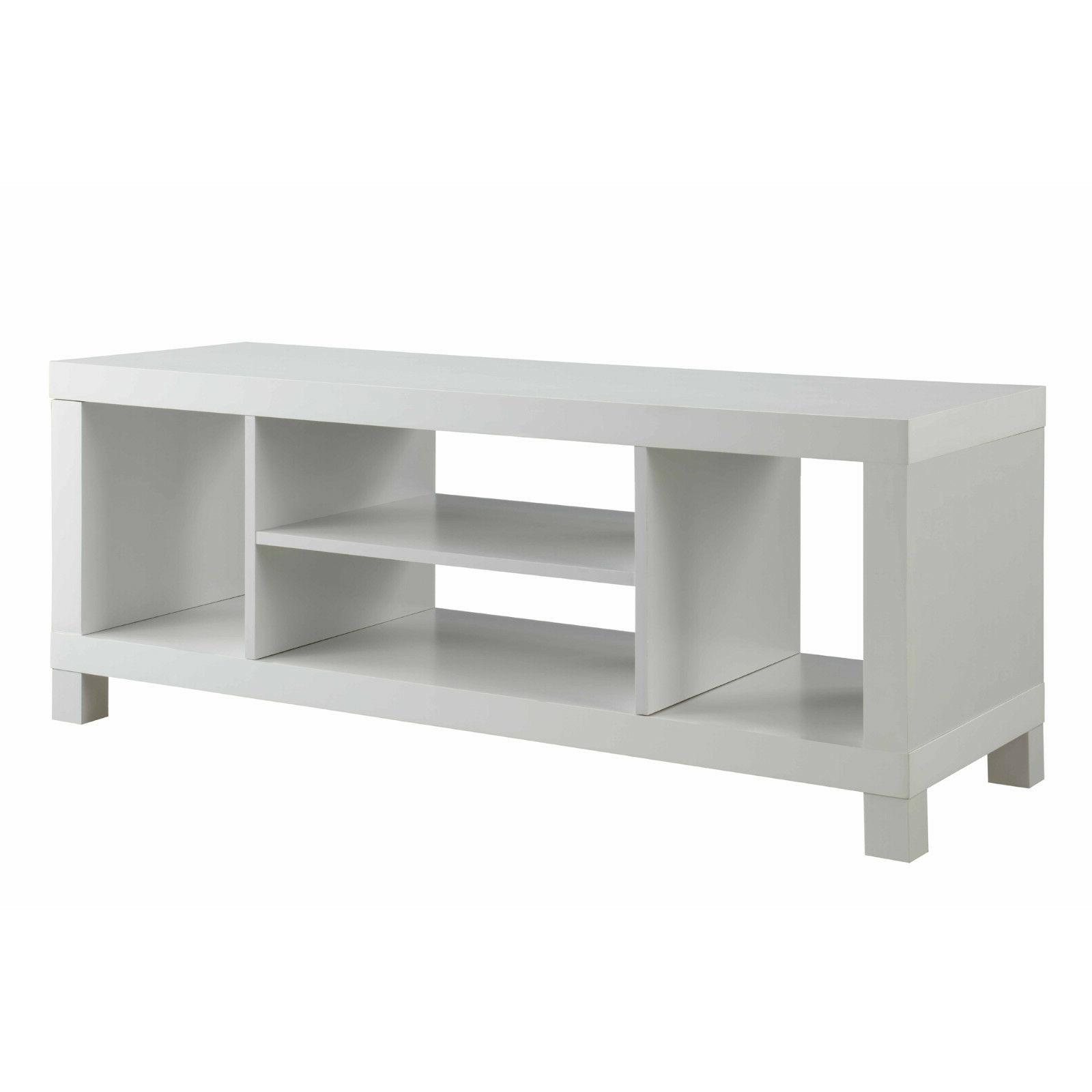 TV Console Stand Inch Media Home