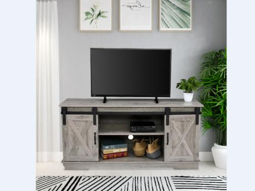 TV Stand 58 To 65 inch Entertainment Furniture Cabinet