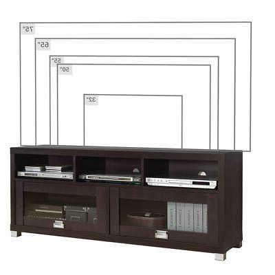 TV Stand Up To Inch Flat Media