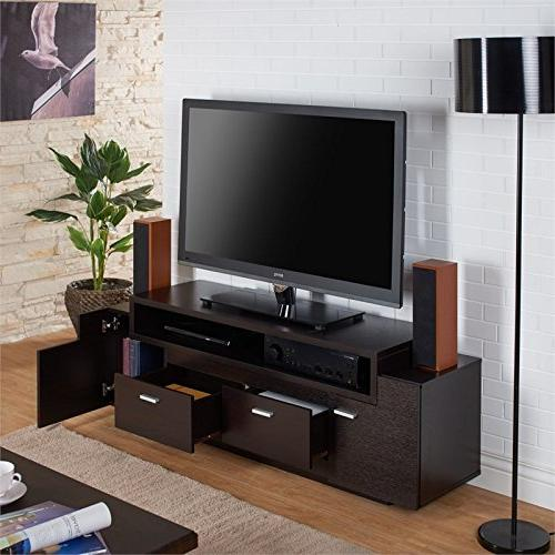 """BOWERY 60"""" TV Stand in"""