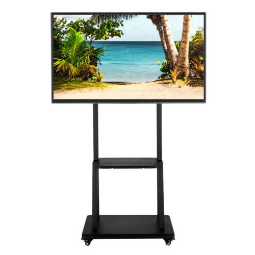 TV Mobile Mount Storage for 40 50 70