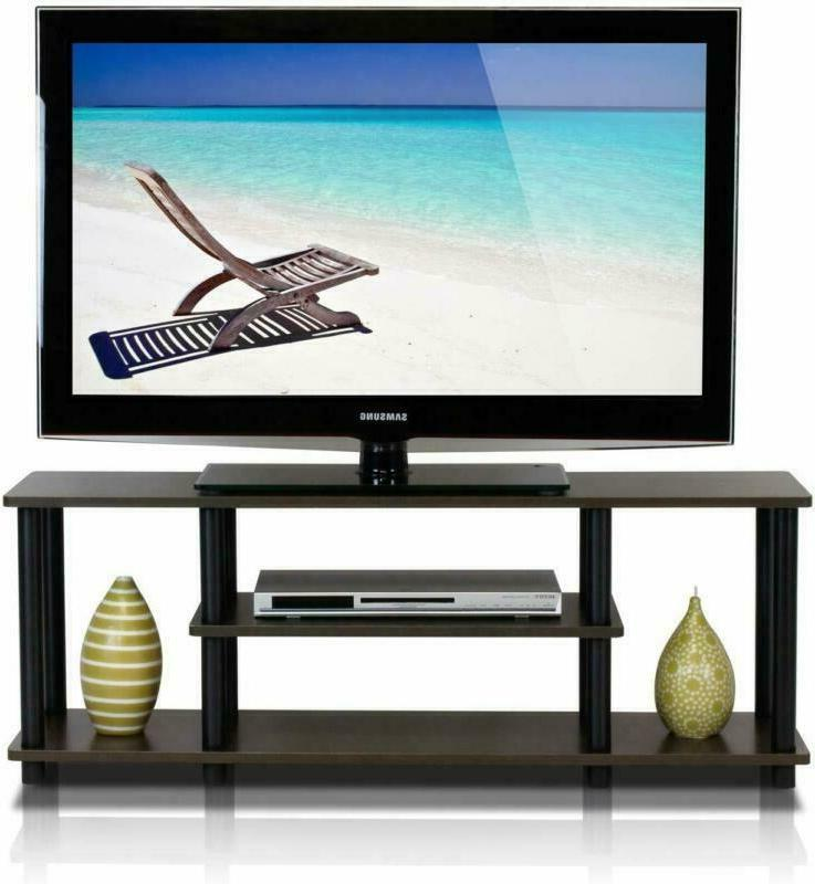 Tv Stands For Flat Screens 55 Inch Wood Storage Media Consol