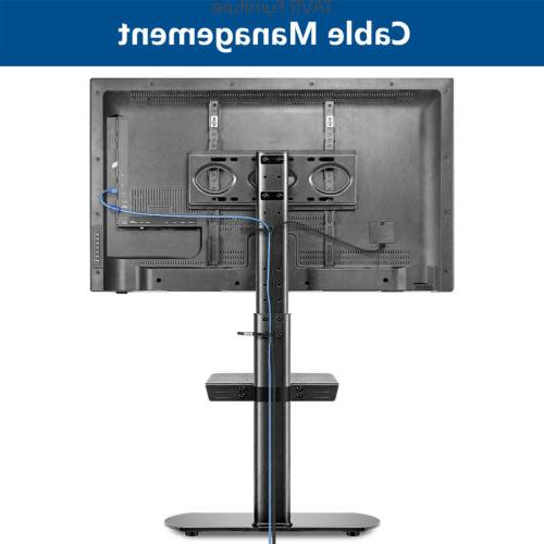 Universal Floor Stand with Mount 27-55 inch LCD TVs