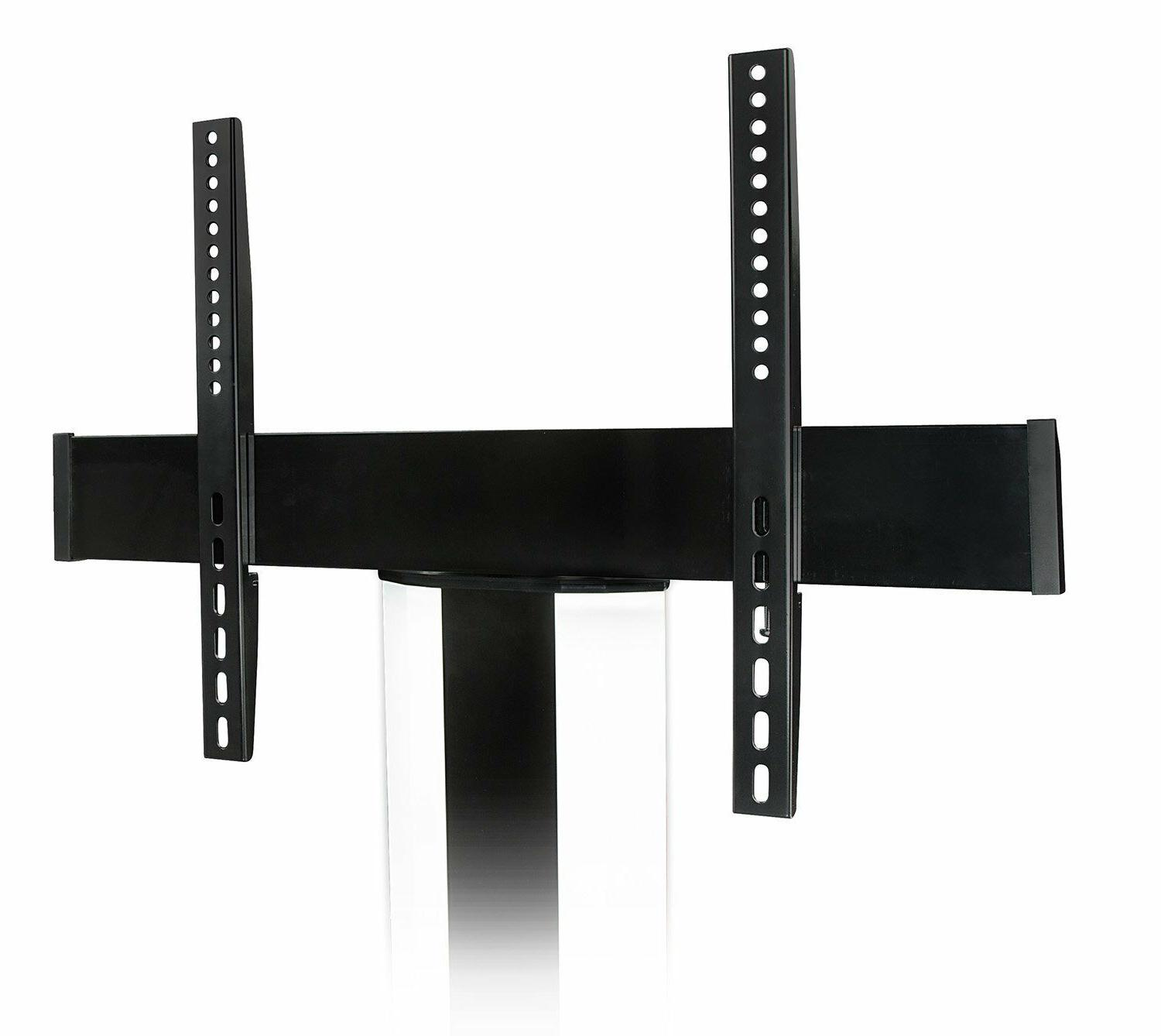 "Mount-It! TV Stand Mount Center Glass to 60"" TV"