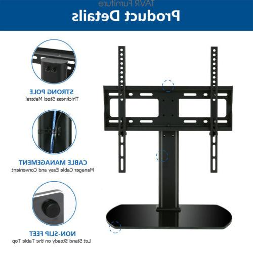 Universal Tabletop with Mount 27-55 inch TVs