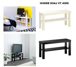 Ikea Lack TV Bench Black and White ,TV STAND FOR PLASMA,LCD,