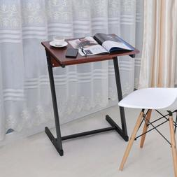 Laptop Desk Sofa End Table TV Stand Side Table Snack Coffe T