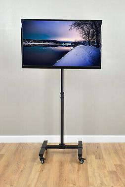 VIVO Mobile TV Display Stand For 13 To 42 Inch LED LCD Flat