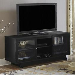 NEW Ameriwood Home Englewood TV Stand For TVs Up To 55, Blac