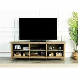 NEW Wooden 70Inch TV Stand Media Console many colors stylish
