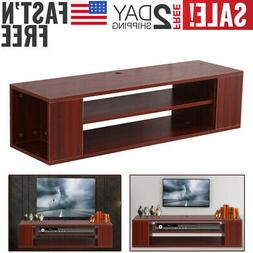 NEWEST TV Stand Table Console Media Cabinet Entertainment Ce