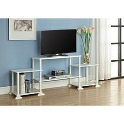 No-Tool Assembly 3-Cube Entertainment Center for TVs up to 4