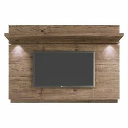 Manhattan Comfort Park Floating Wall TV Panel with LED Light