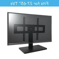 Pro Height Adjustment Swivel ±45º Table Top TV Mount Stand