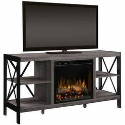 Dimplex - Ramona 65-Inch Media Console Electric Fireplace -