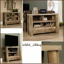 "Rustic TV Stand 47"" Media Console Table Entryway Side Sofa W"