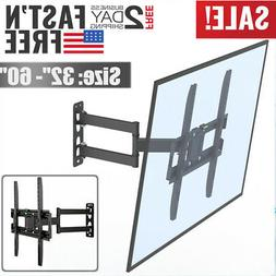 Table top TV Stand Base Swivel Wall Mount for  32-60 inch TV