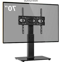 Tabletop TV Stand Base with Swivel Mount for 37 40 45 50 55