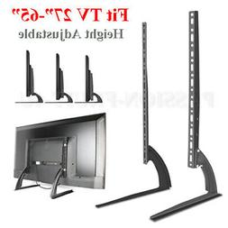 """Table-top Universal TV Stand Base Mount for 27""""- 65"""" Samsung"""