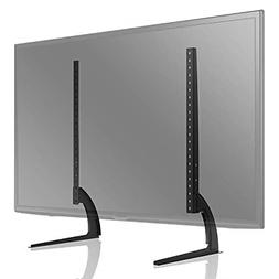TAVR Universal Table Top TV Stand for Most 27 30 32 37 40 42