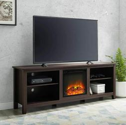 Media Fireplace for TV's up to 78 inch Entertainment Center
