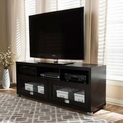 Baxton Studios TV Stand - Up to 60 Screen Support - 150 lb L
