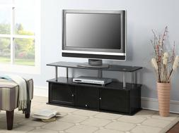 Convenience Concepts TV Stand - Up to 50 Screen Support - 85
