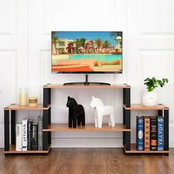 TV Stand Cabinet Storage Holder Organizer Shelves Furniture