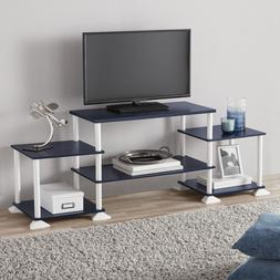 TV Stand Entertainment Center Media Console Storage for Flat