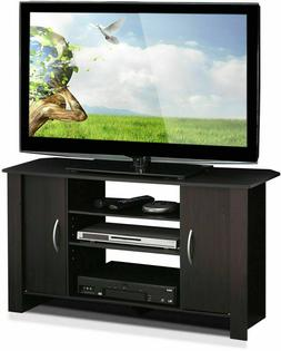 TV Stand Entertainment Media Center Furniture Console Shelve