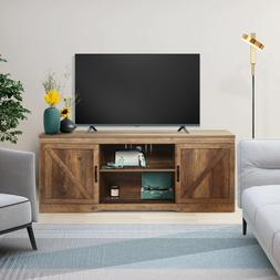 """TV Stand for TVs up to 65"""",Console Table with Storage,Entert"""