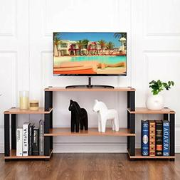 TV Stand with Drawers 57 Inch Console Furniture Storage Cabi