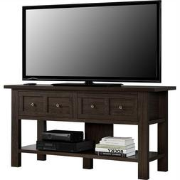 TV Stands Consoles Drawers For 55 Inch Television Cherry Bro