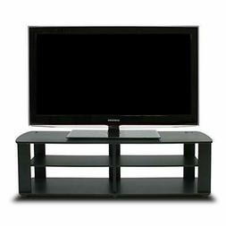 "Tv Stands For Flat Screens 42"" - 55"" Inch Wood Storage Media"