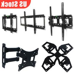 TV Wall Mount Stand Plasma Flat LCD LED Tilt Swivel Bracket