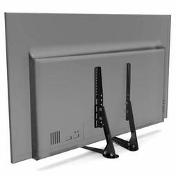 Universal Table Top TV Stand Base for 34 inches to 75 inches