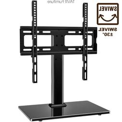 "Universal TV Stand Base with Swivel Mount for 27""-55"" Flat/C"