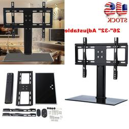 Universal TV Stand LCD HD Table Base Bracket Mount Holder fo