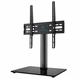 PERLESMITH Universal TV Stand - Table Top TV Stand for 23-49