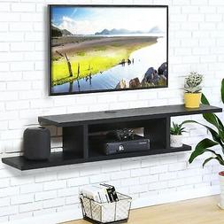 wall mount media console entertainment center tv