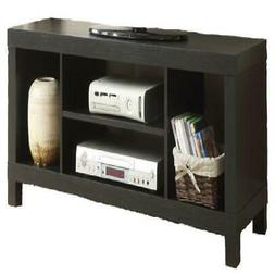 Wood TV Stand For 42 Contemporary Media Storage Cabinet Furn