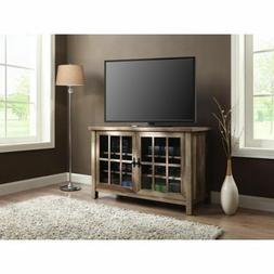 Wooden TV Stand Console 55 Inch Entertainment Center Media G
